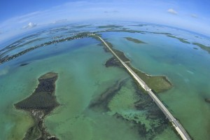 Driving the 120-mile Overseas Highway from Miami to Key West, Fla., is like piloting a hovercraft. (Photo: Andy Newman/Florida Keys News Bureau)