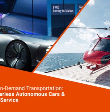 Future of on-demand transportation